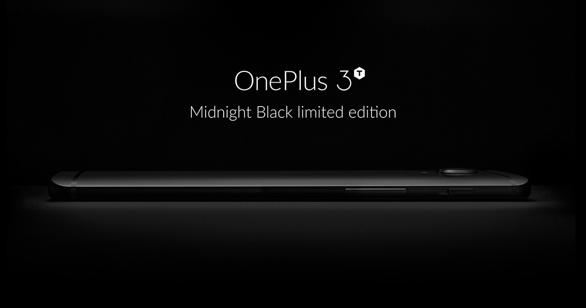 oneplus 3t midnight black oneplus united states